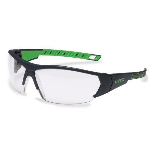 Uvex usine 9194-175 unisexe lunettes Sport Style UV Protection vert//transparent