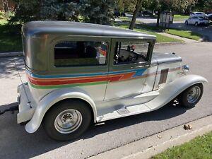 1929 2dr. Chevrolet Coach