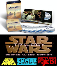 Star Wars Despecialized Unaltered Original Trilogy Theatrical Widescreen Hd For Sale Online Ebay