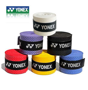 6pcs-Absorb-Sweatbands-Stretchy-Antiskid-Badminton-Tennis-Squash-Grips-Protector