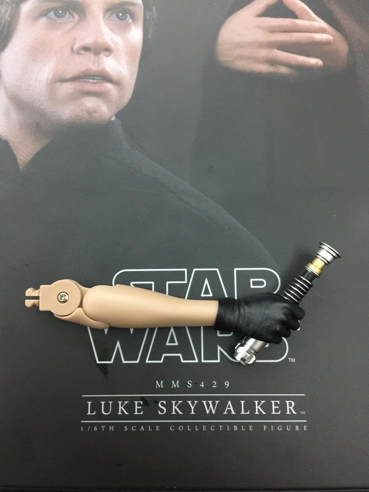 Caliente giocattoli estrella guerras Luke cielowalker MMS429 Return Of  The Jedi - LED Light-up Arm  in cerca di agente di vendita