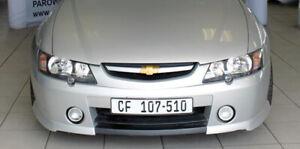 Genuine New VY Chevrolet Lumina SS LHD LH & RH Headlight Headlamp Set 2003-2004