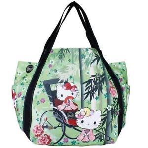 6c3aba9aaca2 Hello Kitty x DEARISIMO Collaboration Tote Bag bamboo Japan New Best ...