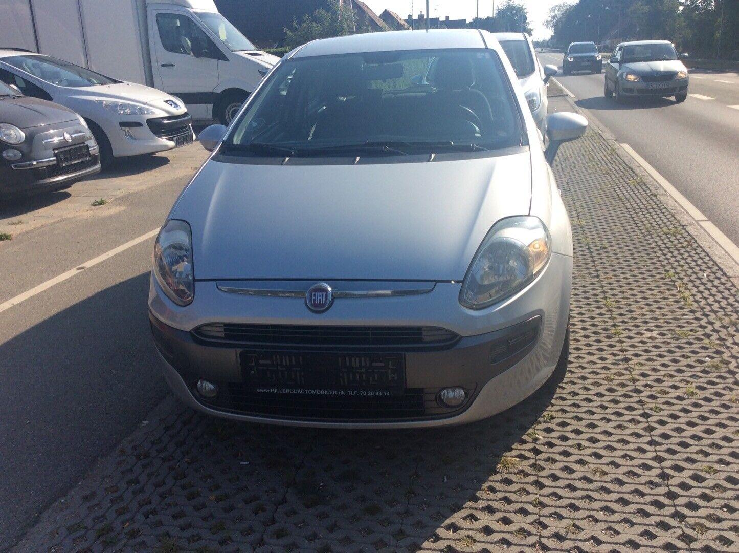 Fiat Punto Evo 1,3 MJT 75 Dynamic 5d