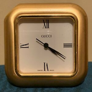 Gucci-Gold-Desk-Clock