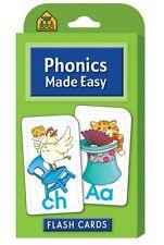 Phonics Flash Cards Preschool Learning Game for Kids, Teachers, Classroom