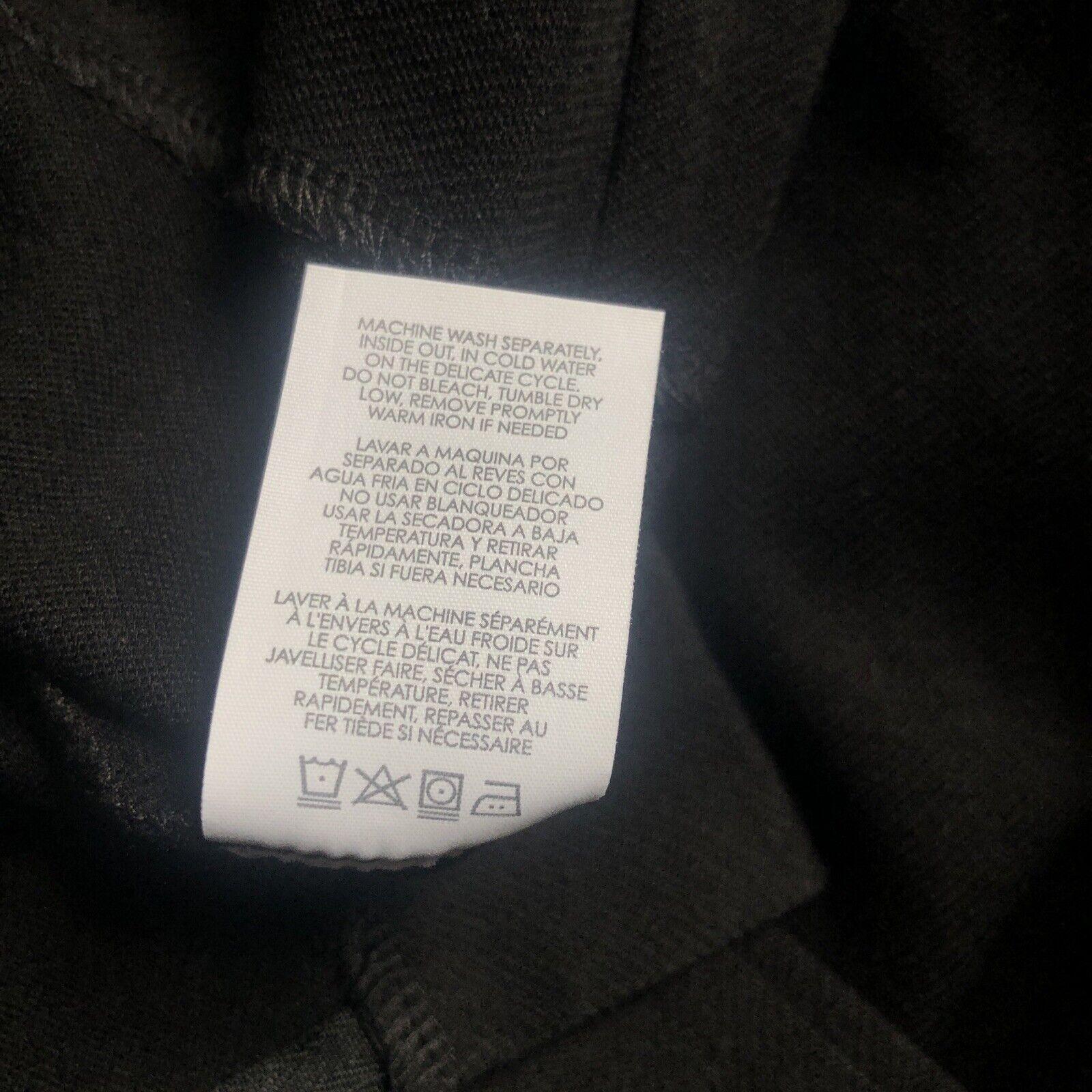 Cabi Claire Modern Sheath Dress q Black Ponte Kni… - image 8