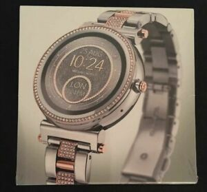 f8485afa46c0 Image is loading Michael-Kors-Access-Women-s-Smartwatch-Sofie-Two-