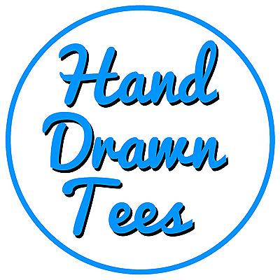 Hand Drawn Tees