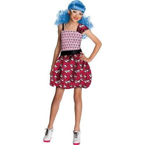 Monster High - Ghoulia Yelps Girls Halloween Costume