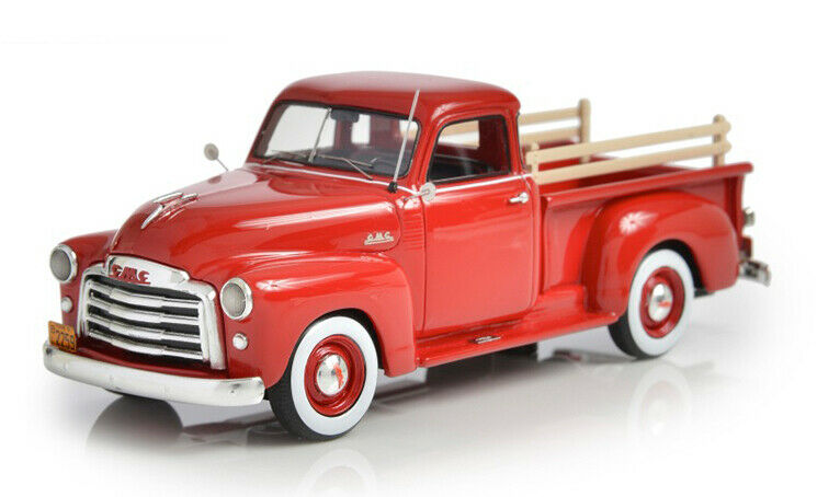 GMC 1951 série 100 5 Fenêtre de la remise en mains propres à l'échelle 1 43 par Esval Models