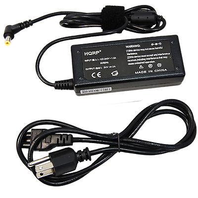 HQRP AC Power Adapter for Logitech 190542-0000 for G25 G27 Racing Wheel