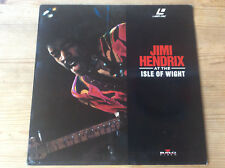Jimi Hendrix at the Isle of Wight | Laserdisc PAL bmg video