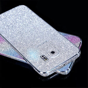 For-Samsung-S8-Plus-Luxury-Wrap-Bling-Glitter-Sticker-Full-Body-Case-Cover-Skins