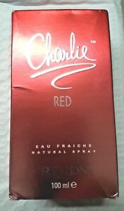 Charlie-Red-by-REVLON-100-ml-Eau-de-Toilette-EDT-Perfume