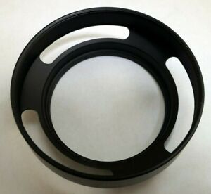 46mm-thread-metal-Lens-Hood-Vented-Shade-threaded-for-50mm-normal-lenses