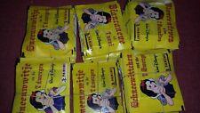 Biancaneve 7 Nani 2000 Figurine Lotto 40 Bustine Panini