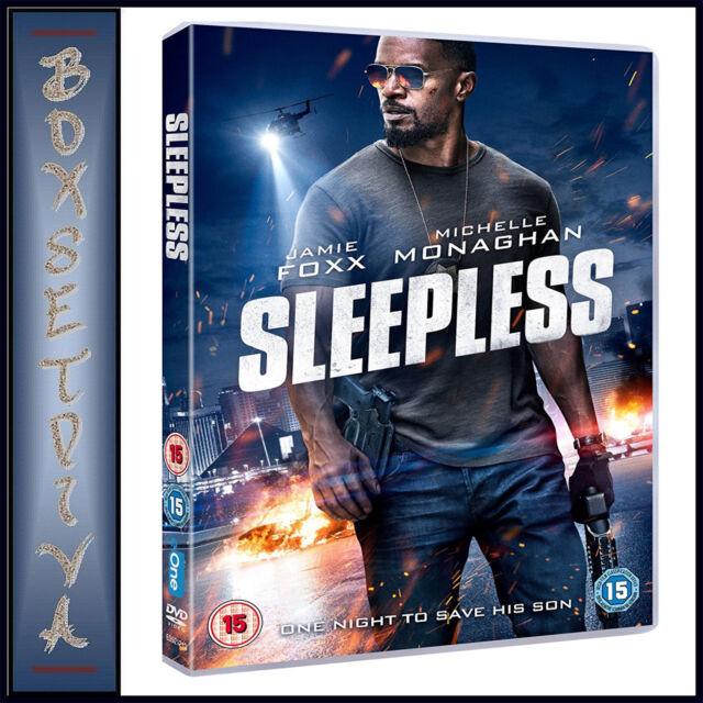 SLEEPLESS - Jamie Foxx   *BRAND NEW DVD***
