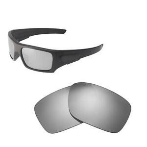 8f4b4ee4546 Image is loading New-Walleva-Titanium-Polarized-Replacement-Lenses-For- Oakley-