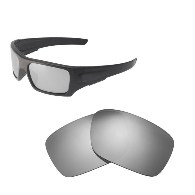 New Walleva Titanium Polarized Replacement Lenses For Oakley Det Cord  Sunglasses bcec1cc544