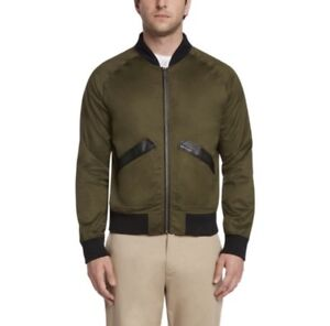 new styles 1be80 2795e Details about Daniel Hechter Bomber Jacket Double Face $255 Retail Price