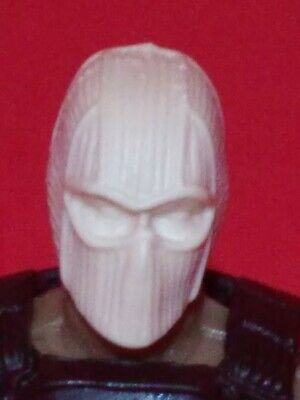 MH114 Cast Action figure head sculpt for use with 1:18th scale GI JOE Military