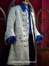 MADE TO ORDER Mens Renaissance Pirate-Baroque-Colonial Coat Costume - LayawayOK