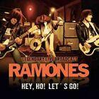 Hey, Ho! Let's Go! Legendary Live Broadcast by Ramones (CD, Mar-2015, Blueline)