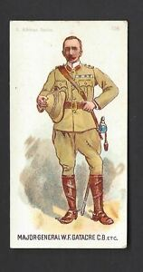 GALLAHER-THE-SOUTH-AFRICAN-SERIES-116-MAJOR-GENERAL-W-F-GATACRE
