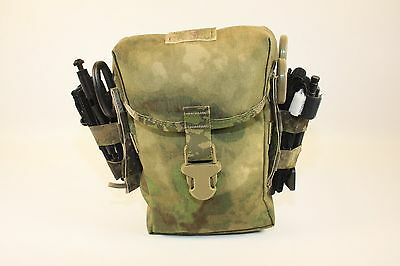 AAT A-TACS FG Enhanced IFAK Pouch Large GI Issue Size GP MOLLE Spec USA Made