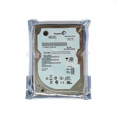 SEAGATE ST980825A 80GB 7200RPM 2.5 IDE PATA LAPTOP HARD DRIVE BRAND NEW