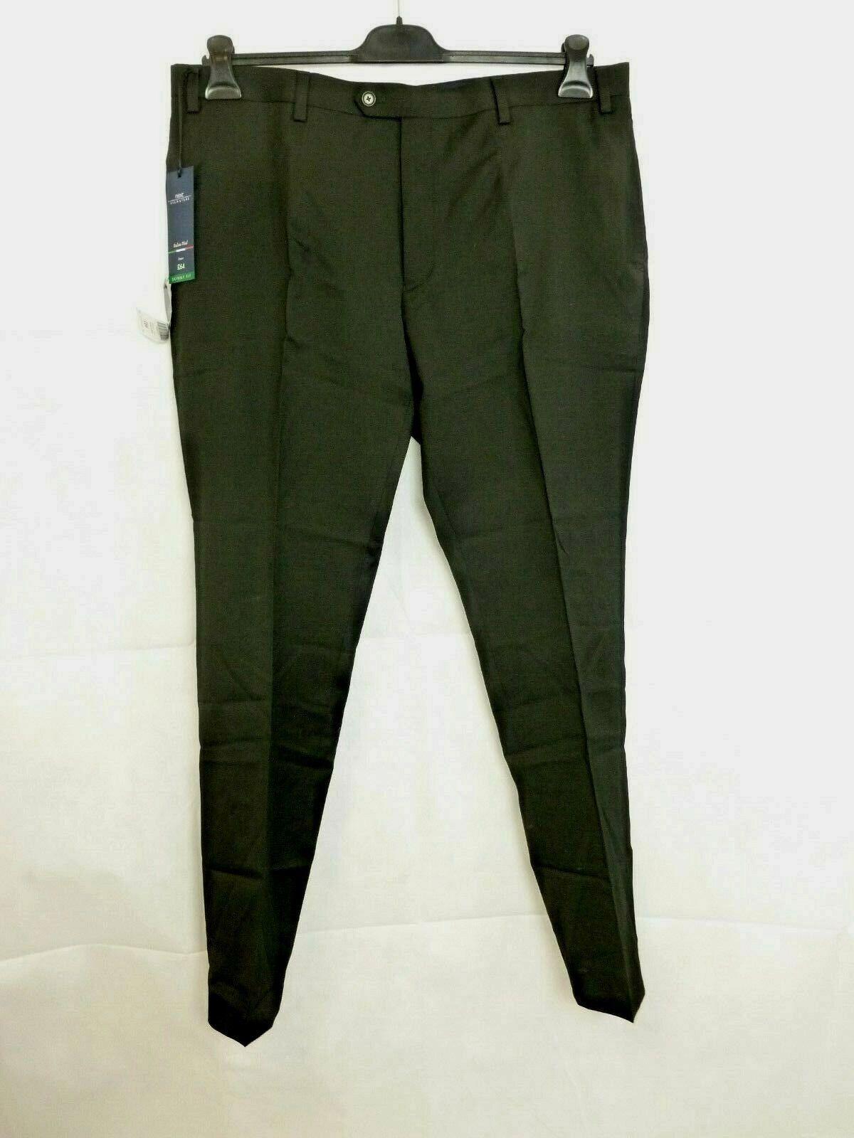 Next Skinny Fit Italian Wool Trousers 38R TD086 PP 09