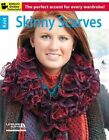 Knit Skinny Scarves: The Perfect Accent for Every Wardrobe! by Leisure Arts (Paperback)