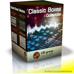 D16-Group-CLASSIC-BOXES-COLLECTION-Software-Synth-Plug-in-Synthesizer-Bundle-NEW