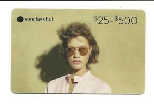 Sunglass Hut Gift Card No Value Collectible Ebay