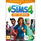 The Sims 4 Get to Work PC DVD & 24h Post