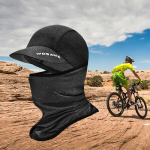 Sports Bicycle Cycling Caps Hats Bandana Headbands Run Riding Sunscreen Headwear