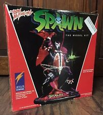"NEW & Rare HTF 1994 Todd McFarlane's ""Spawn"" The Model Kit (Complete)"
