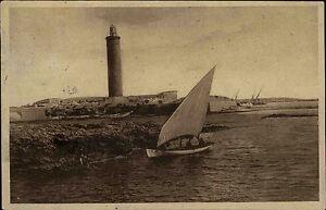 Alexandria-Alexandrie-Agypten-Egypt-AK-1920-30-Light-house-le-Phare-Leuchtturm