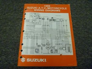 image is loading 1988-suzuki-gsxr1100-cavalcade-intruder-electrical-wiring- diagrams-