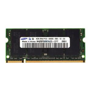Samsung RAM SO DIMM DDR2 PC2 4GB 6400S 200Pin 800Mhz Speicher Laptop [46] - Nürnberg, Deutschland - Samsung RAM SO DIMM DDR2 PC2 4GB 6400S 200Pin 800Mhz Speicher Laptop [46] - Nürnberg, Deutschland