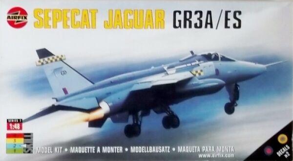 Airfix 1 48 07104 SEPECAT JAGUAR GR3A ES