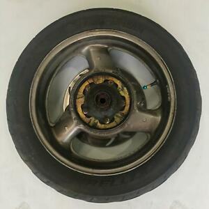 Rear wheel rim tyre disc rotor HONDA ST1100 1100 1995