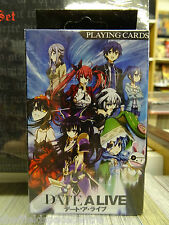 Date A Live Anime & Manga Official Playing Cards