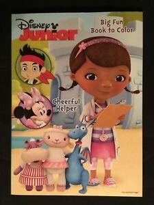 Image Is Loading Disney Jr Doc McStuffins Cheerful Helper Big Fun