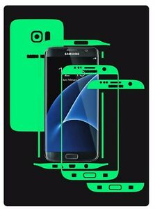 Glow In The Dark Skin ProtectorFull Body Vinyl Decal Case Wrap - Vinyl decals for phone cases