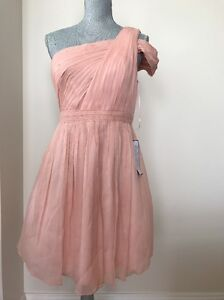 Image Is Loading New J Crew C8932 Bridesmaid Prom Chiffon Cara