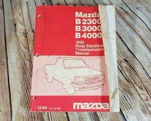 1995 Mazda B2300 B3000 B4000 Pickup Truck Body Electrical ...