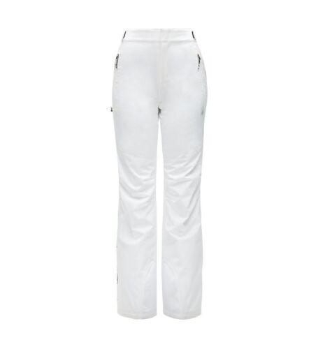 Regular Women/'s Spyder Winner Regular Fit Gore-Tex Pant White 4
