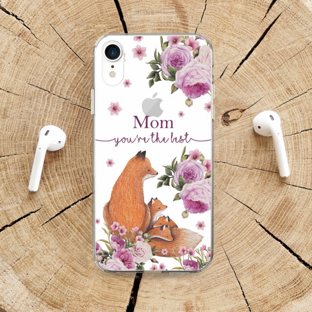 Mom Case For Iphone 7 Plus Bamboo Wood Cover Mother Mommy Gift Mothers Day For Sale Online Ebay